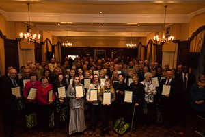 Everyone's a winner at the Amesbury Volunteer Awards 2018!